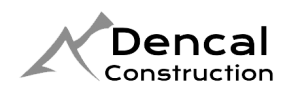 Dencal Construction PNG logo - highlands ranch & parker remodel company